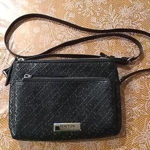 Reaction Kenneth Cole mini Crossbody Bag Black